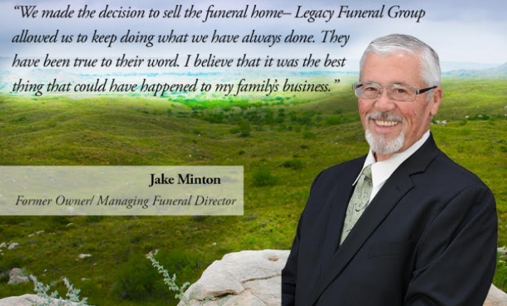 Legacy Funeral Group | Funeral Homes | Cemeteries in Texas